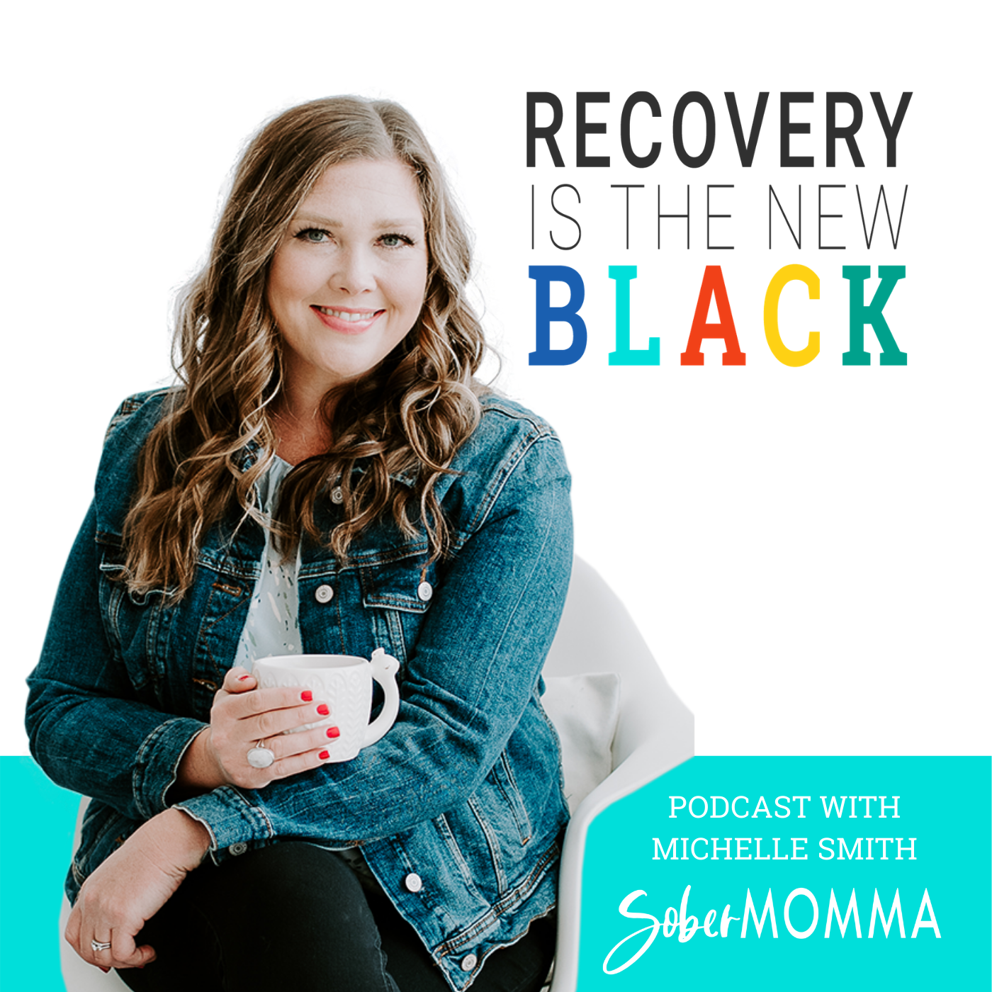 Recovery Is The New Black podcast cover